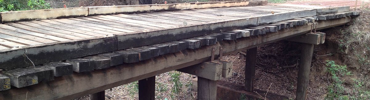 Timber Bridge Rehabilitation